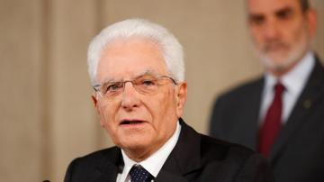 Italian President: Italy needs more time to form a new government