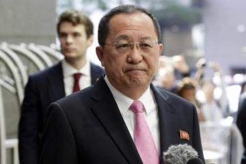 North Korean FM: North Korea will remain main threat for US if sanctions pressure persists