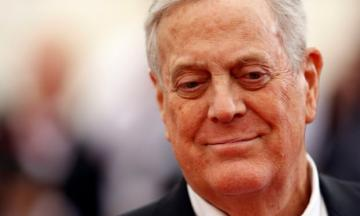Billionaire, energy magnate and Republican mega donor David Koch dead at 79