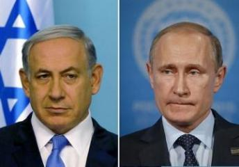 Israeli PM Netanyahu communicates Ukraine visit results to Putin