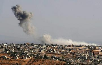 В результате взрыва бомбы в Идлибе погиб 1 человек, 8 получили ранения