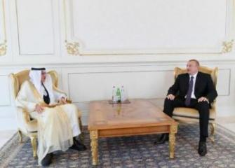 President Ilham Aliyev receives Secretary General of OIC