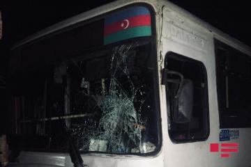 Bakıda avtobusun vurduğu piyadalardan biri dünyasını dəyişib - [color=red]FOTO[/color] - [color=red]YENİLƏNİB[/color]