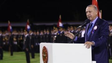 Erdogan: Turkey showed 3 mayors door for serving terror