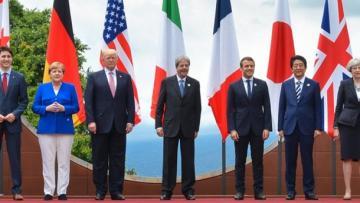 Во Франции начинает работу саммит G7