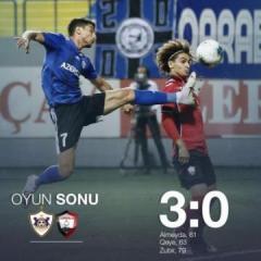 «Карабах» победил «Габалу» во 2-м туре Премьер-лиги