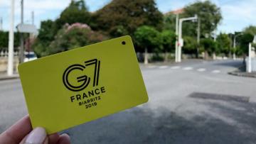 В Биаррице официально открылся саммит G7
