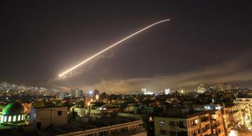Israel confirms strike in Syria after Syrian media report