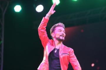 В парке Центра Гейдара Алиева состоялся концерт Фаига Агаева - [color=red]ФОТО[/color]