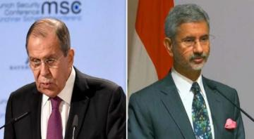 Russian, Indian FMs meet in Moscow