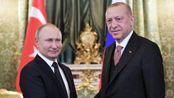Putin, Erdogan to hold talks at MAKS air show
