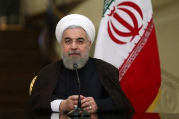 President Rouhani: Iran has never wanted nuclear weapons
