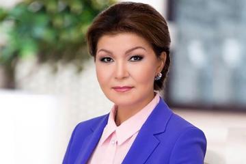 Дарига Назарбаева поздравила Мехрибан Алиеву с днем рождения
