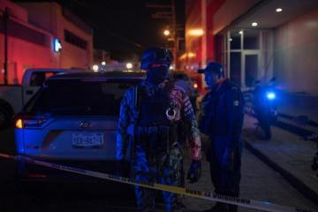 At least 23 dead in fire at bar in Mexico, officials say
