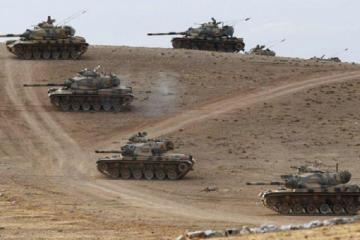 Армяне проводят военные учения на оккупированных азербайджанских землях