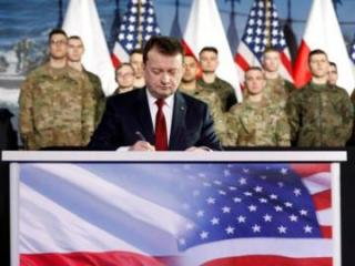 Minister: Poland, U.S. agree on six locations for U.S. troops in Poland