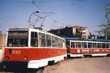 Bakıda tramvaylar bərpa oluna bilər