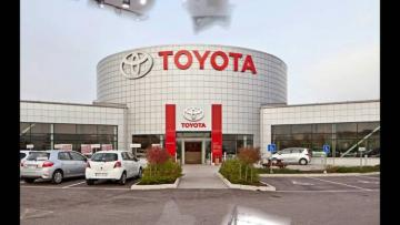 Fire breaks out at Toyota headquarters in Japan