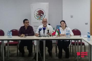 "Ambassador: ""Volume of bilateral trade between Azerbaijan and Mexico increased"""