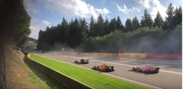 French Formula Two Racer Anthoine Hubert dies in Belgian Grand Prix crash - [color=red]VIDEO[/color]
