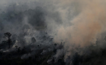 Brazil weighs offers from U.S. and others to help fight Amazon fires