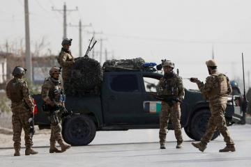 Əfqanıstanda terror aktı törədilib, ordu generalı ölüb