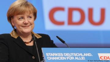 Merkel's CDU says want to work with new leaders of Germany's SPD