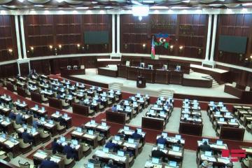 В парламенте принято обращение к президенту в связи с роспуском Милли Меджлиса - [color=red]- ОБНОВЛЕНО-2[/color]