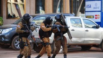 При атаке на церковь в Буркина-Фасо погибли 14 чкловек