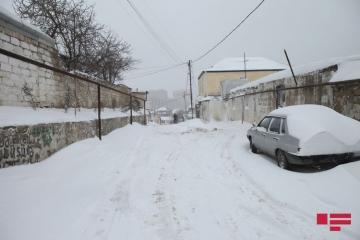 Стало известно время наступления зимы в Азербайджане
