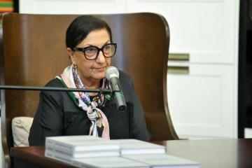 Дилара Сеидзаде будет получать президентскую пенсию