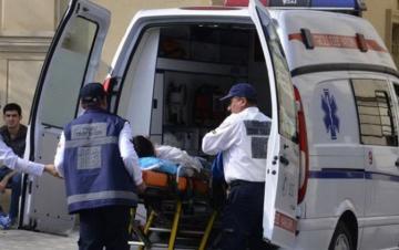 В Геранбое в доме прогремел взрыв, госпитализированы 3 брата