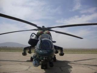 Azerbaijan's helicopter involved in search of missing Georgian fishermen