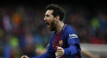 Lionel Messi wins record sixth Ballon d'Or award