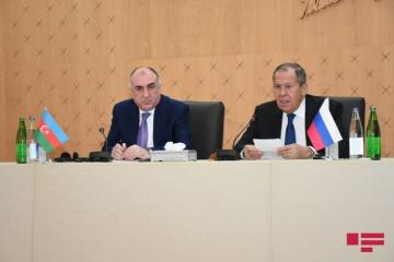 "Sergey Lavrov: ""Russian-Azerbaijani military-technical cooperation is one of the main fields of strategical cooperation"""