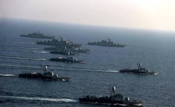 Россия, Иран и Китай проведут совместные военно-морские учения учения
