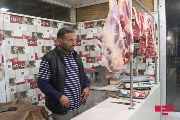 В Баку воры ограбили мясной магазин  - [color=red]ФОТО[/color]