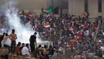 В Ираке за два месяца протестов погибли более 400 человек