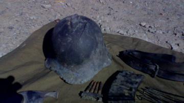На вилле немецкого телеведущего нашли останки советского солдата