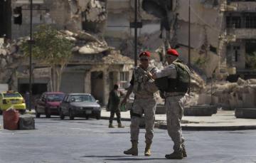 В Алеппо десять человек погибли при обстреле боевиками спортклуба