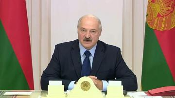 "Lukashenko: ""Belarus will never join another state"""