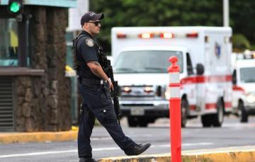 Двое раненых при стрельбе на базе Перл-Харбор погибли