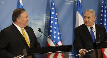 Pompeo says discussed with Netanyahu matters on Iran, Israeli security