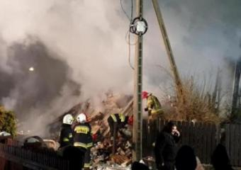 4 bodies found, 4 people missing in gas blast in Poland - [color=red]UPDATED[/color]