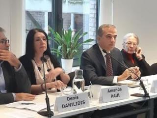 В Брюсселе состоялся «круглый стол» по Азербайджану