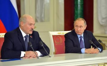 Russian, Belarusian presidents to meet in St. Petersburg on December 20