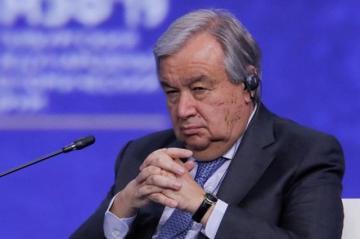 Генсек ООН сменил помощника по правам человека