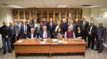 В Москве состоялся творческий вечер азербайджанской поэтессы