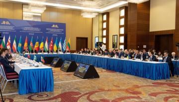 Азербайджан будет председательствовать в Межправительственной комиссии TRACECA