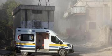 В Идлибе в результате авиаударов погибли 11 гражданских лиц